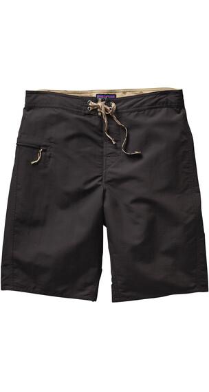 Patagonia M's Solid Wavefarer Board 21in Shorts Black